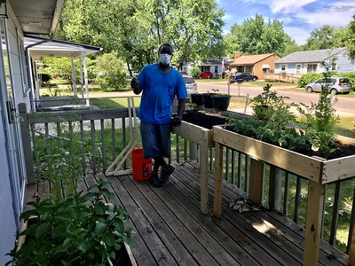 Checking in with Our Home Vegetable Gardeners