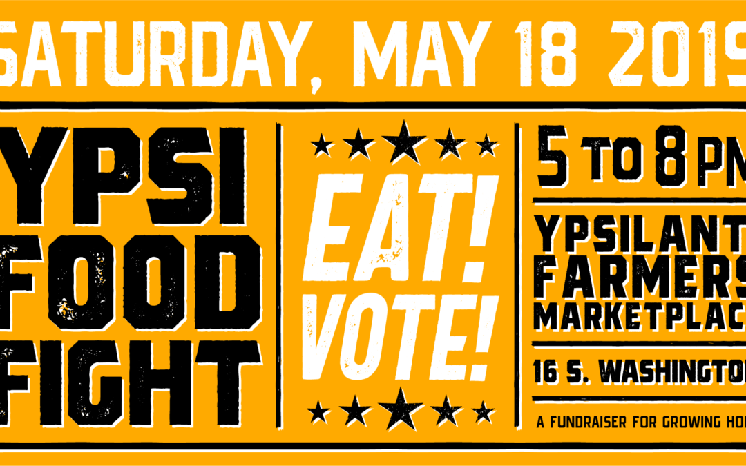Ypsi Food Fight! A Fight for Food Equity