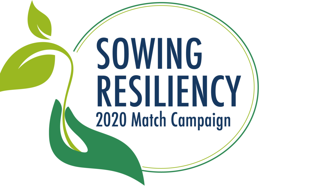 Sow Resiliency in Our Community