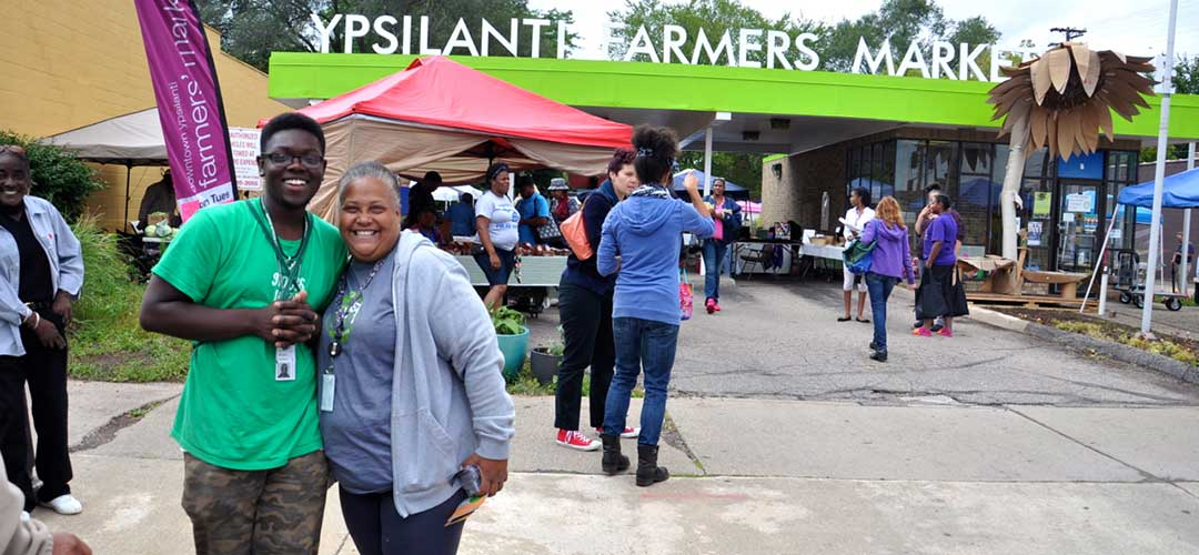 2019 Ypsilanti Winter Farmers Market