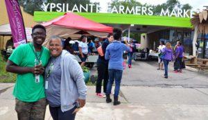 Ypsi Farmers Market